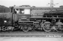 "<p style=""text-align:center"">41 1144 vor DMV-Sonderzug in Magdeburg Hbf am 25.08.1979   <br><br>Foto: Jens Ruttke</p>"